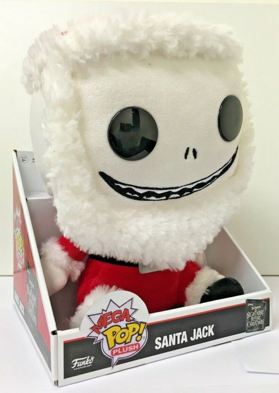 Funko Mega POP plush NBC Santa Jack