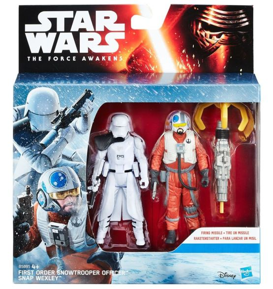 Star Wars twin pack
