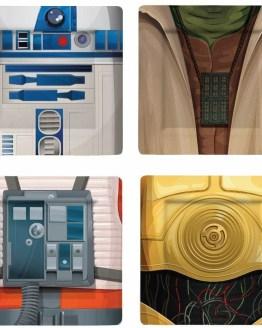 Star Wars Melamine Plates