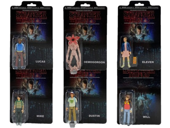 Funko Stranger Things figure set