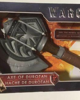 Warcraft Durotans Axe
