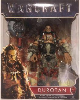 Warcraft Durotan Figure