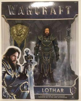 Warcraft Lothar Figure