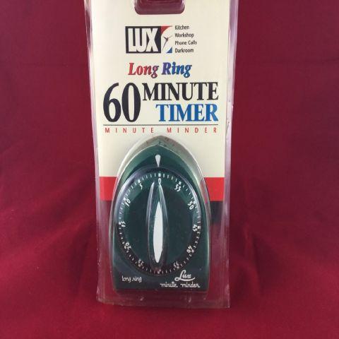 Tactile Timer