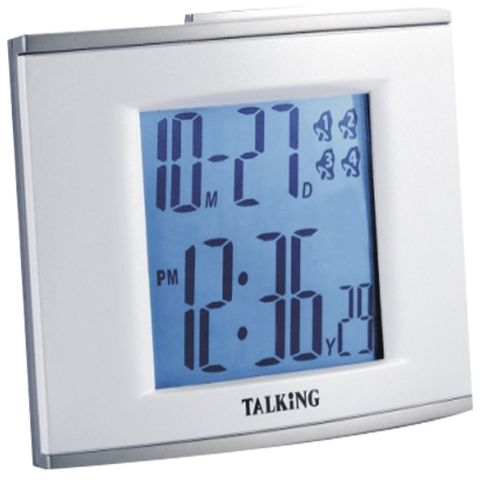 Deluxe Talking Clock