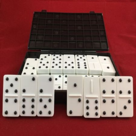 Double Six Dominoes,