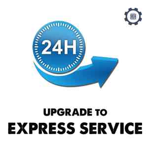 EXPRESS SERVICE UPGRADE