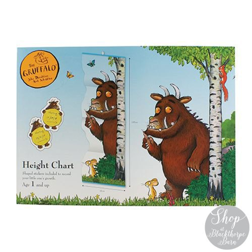 Gruffalo Height Sheet