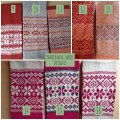 fairisles scarves in cashmere alpaca and lambswool