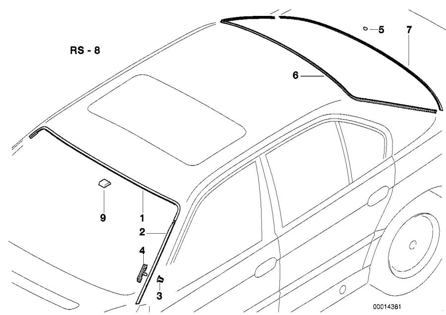 [DIAGRAM] 1998 Bmw 740il Parts Diagram FULL Version HD