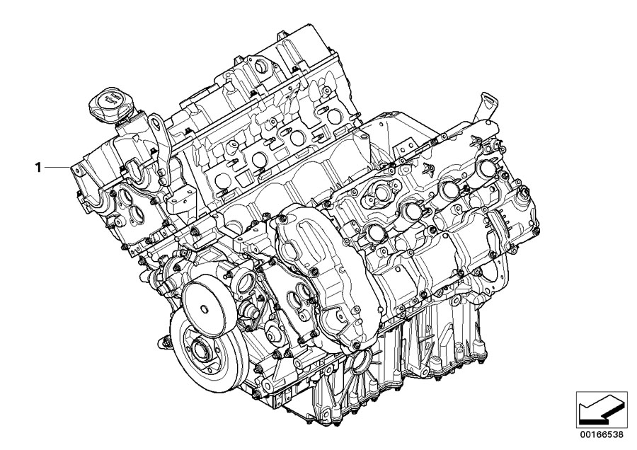 2012 BMW M6 Cam follower. Engine, Valve, Timing