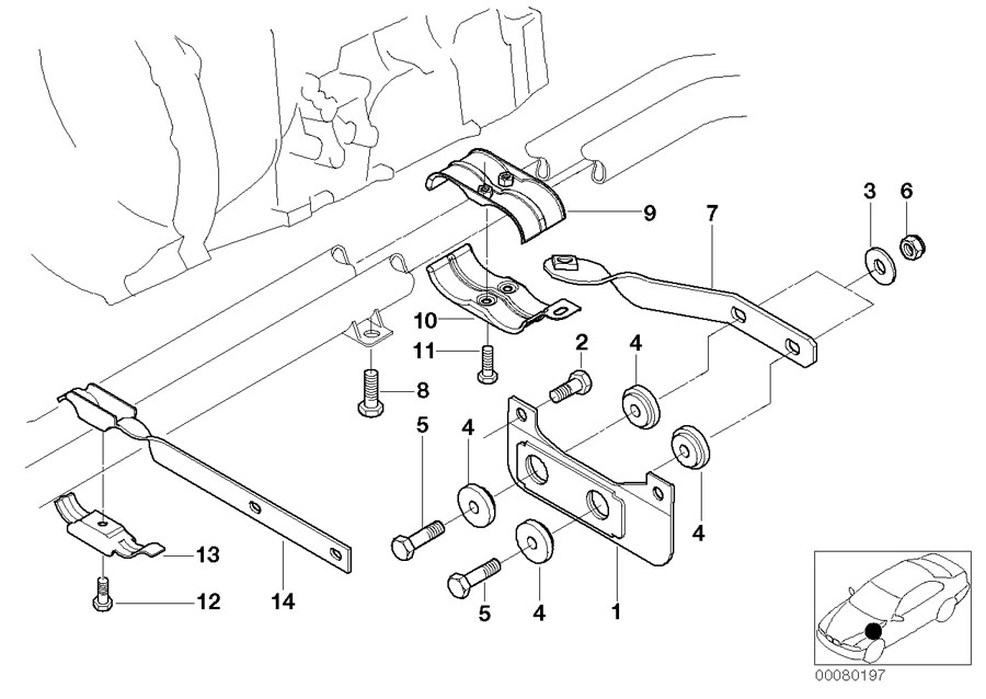 2006 BMW 330Ci Fillister-head screw. M8X35-10.9-ZNS3. SPIN