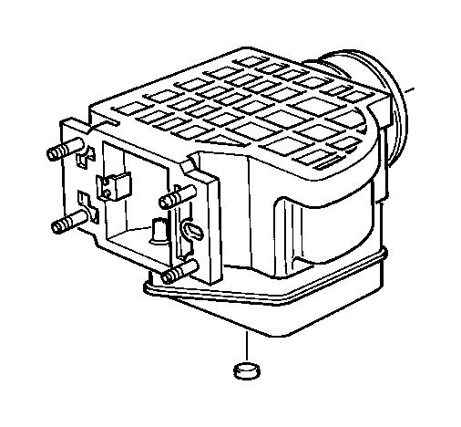1989 BMW 325i Exch-mass air flow sensor. System, fuel