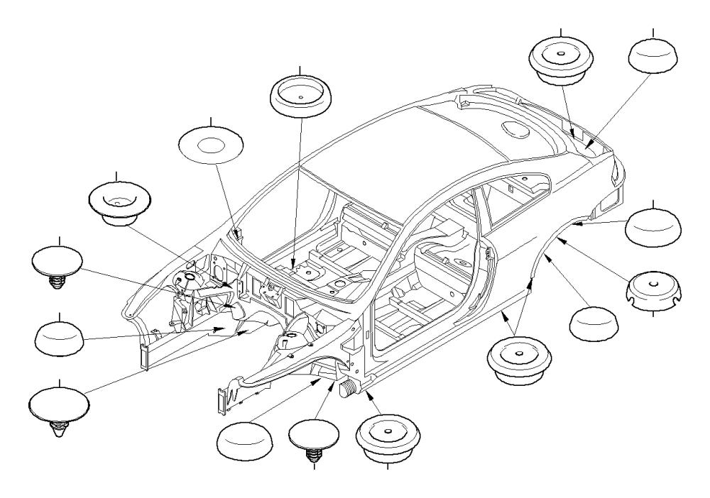 medium resolution of 2014 bmw x3 blind plug d 40mm 07147131742 genuine bmw 2005 bmw x3 bmw x3 wiring diagram