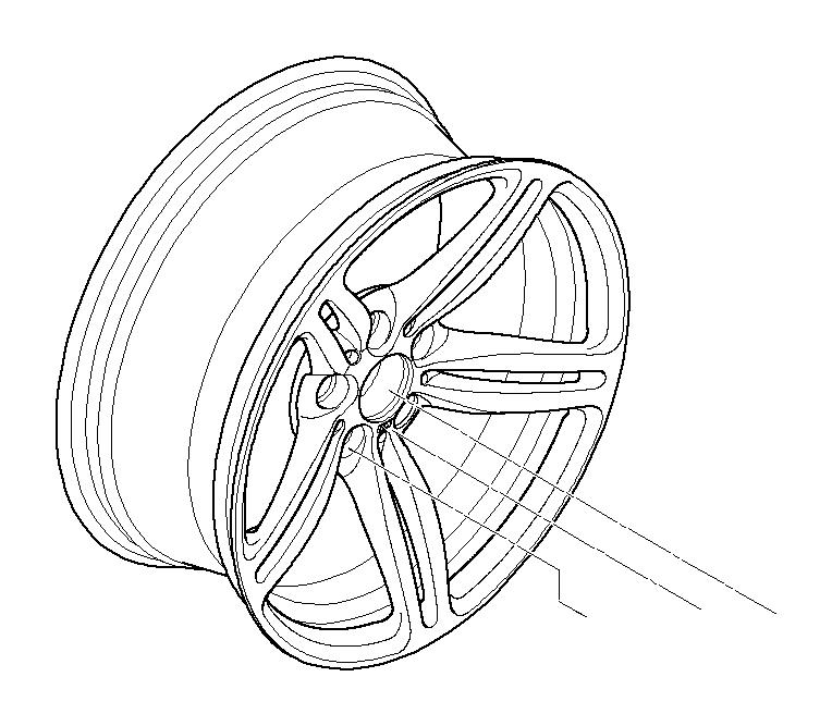 BMW M6 Alloy rim forged. 9JX19 ET:6. Wheels, Wheel