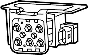 BMW 750Li Control unit, air suspension. ALPINA
