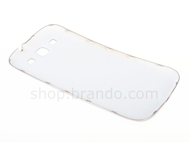 Samsung Galaxy S III I9300 Metallic Replacement Back Cover