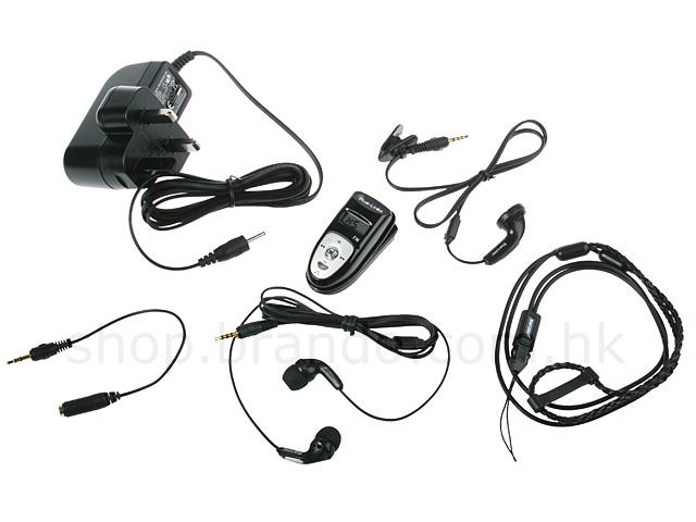 BTM-318 FM Radio Stereo Bluetooth Headset