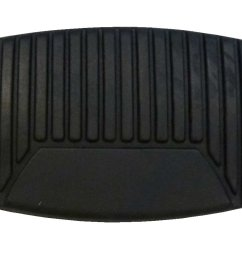 1973 1979 ford bronco and f series truck clutch pedal cover broncograveyard com [ 1200 x 877 Pixel ]
