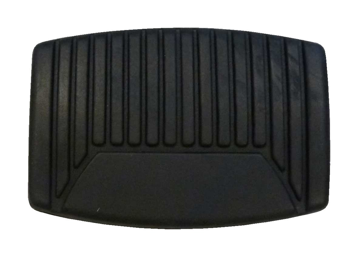 hight resolution of 1973 1979 ford bronco and f series truck clutch pedal cover broncograveyard com