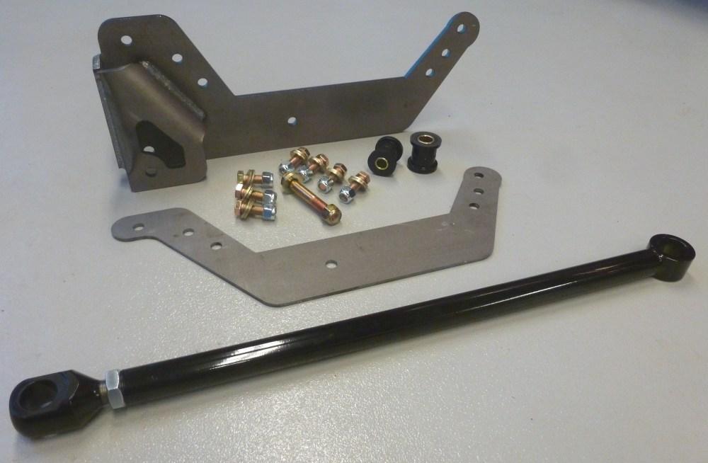 medium resolution of ford bronco f series truck track bar w mount solid axle c broncograveyard com
