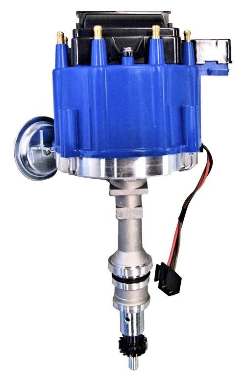 small resolution of 351w hei conversion distributor blue cap broncograveyard com351w hei conversion distributor blue cap images smlblkheiblue jpg