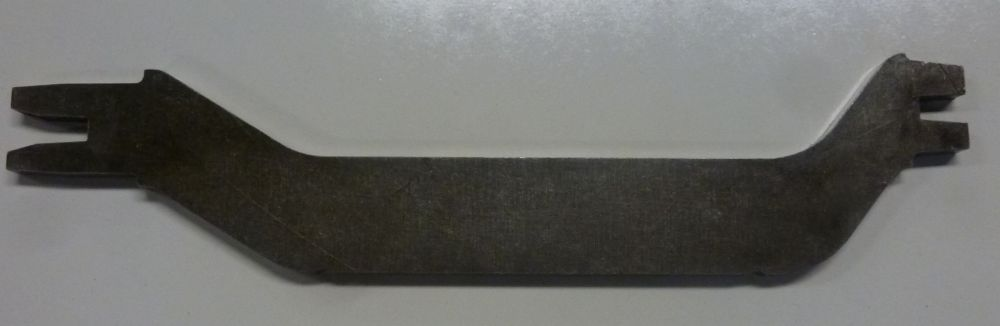 medium resolution of 1973 79 ford bronco and f series truck spreader bar right or left
