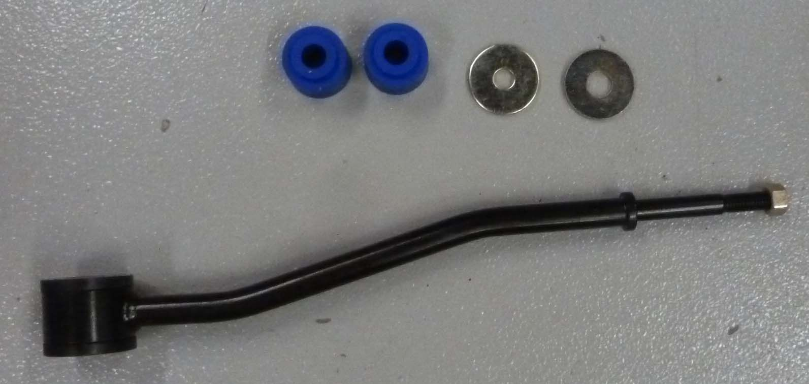 hight resolution of front sway bar drop link 2 in longer each