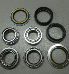 d44 timken wheel bearings races seals both sides [ 2246 x 1780 Pixel ]