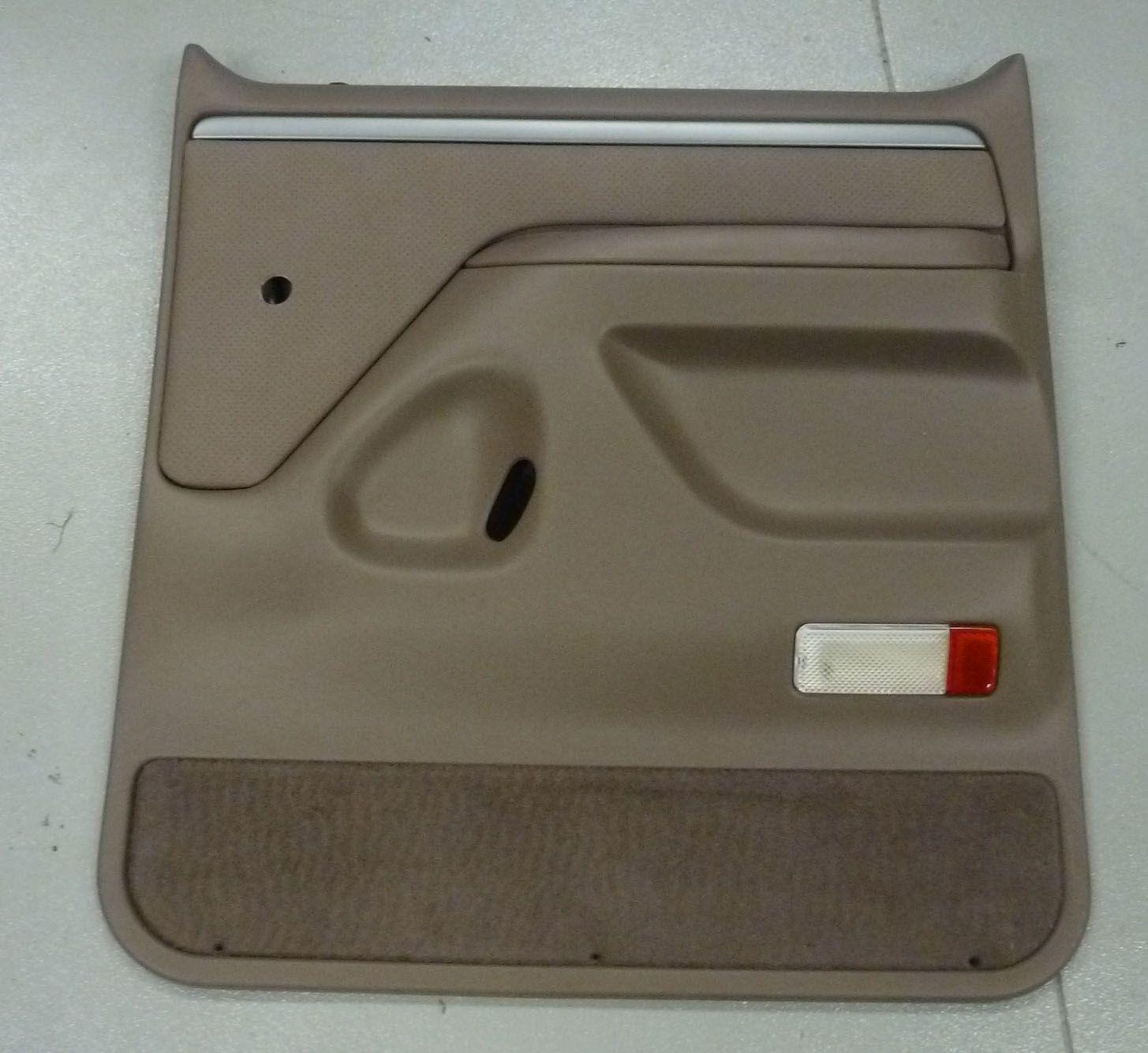 hight resolution of 1992 1997 ford f series truck right rear door panel mocha manual window