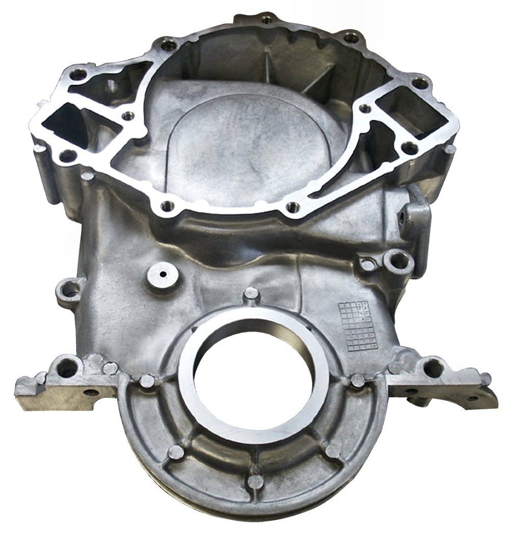 medium resolution of 460 7 5l timing chain cover