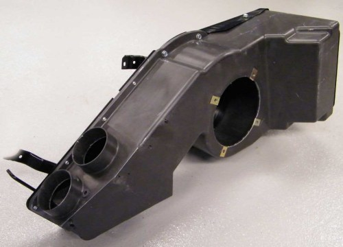 small resolution of 1966 1977 ford bronco heater box new