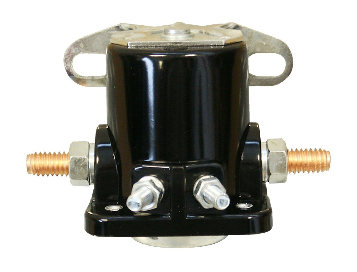 hight resolution of starter solenoid 1980 85