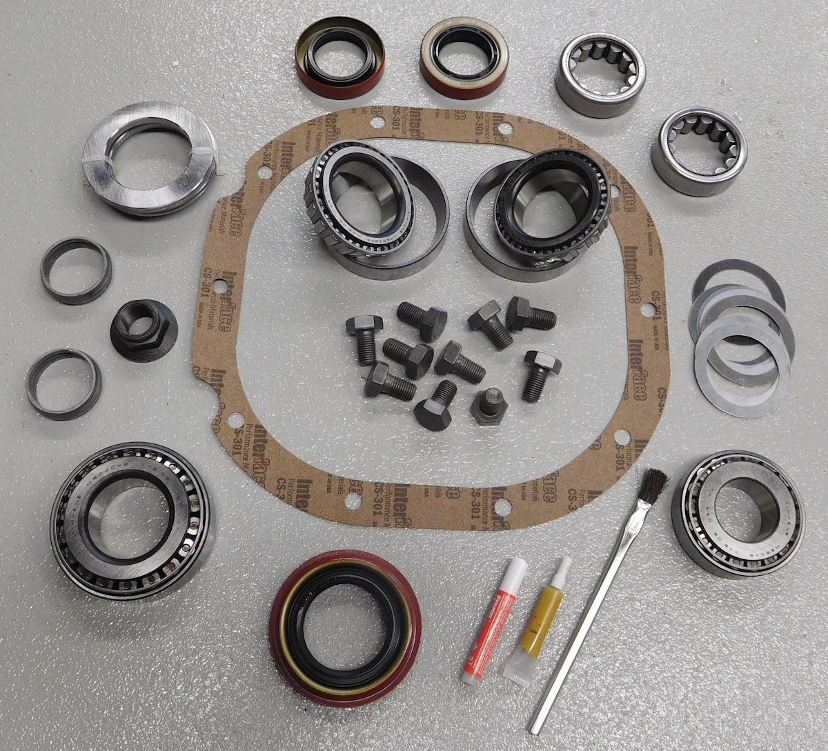 hight resolution of 8 8 rear axle super rebuild kit