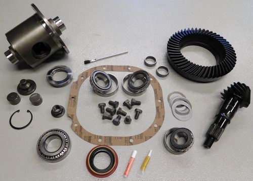 small resolution of 8 8 rear end rebuild kit with detroit truetrac