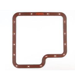 lubelocker ford c6 transmission pan gasket [ 1000 x 1000 Pixel ]