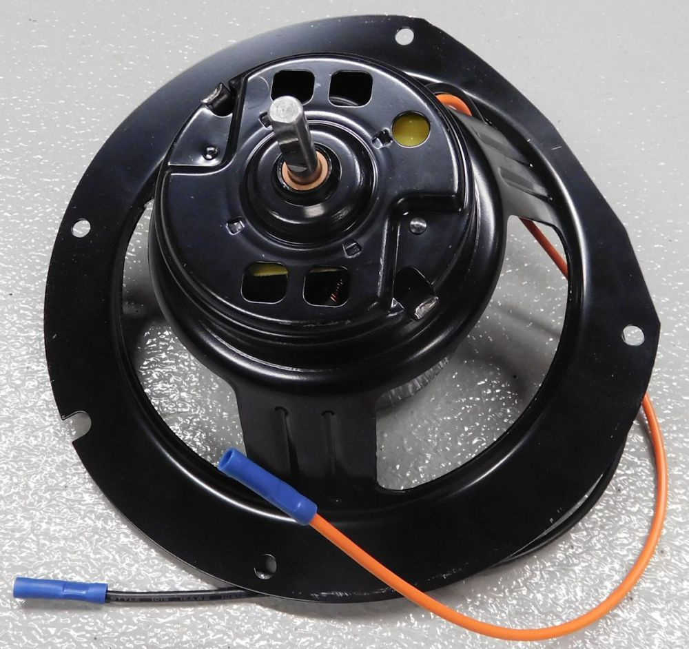 medium resolution of 1973 1979 ford bronco and f series truck heater motor with air
