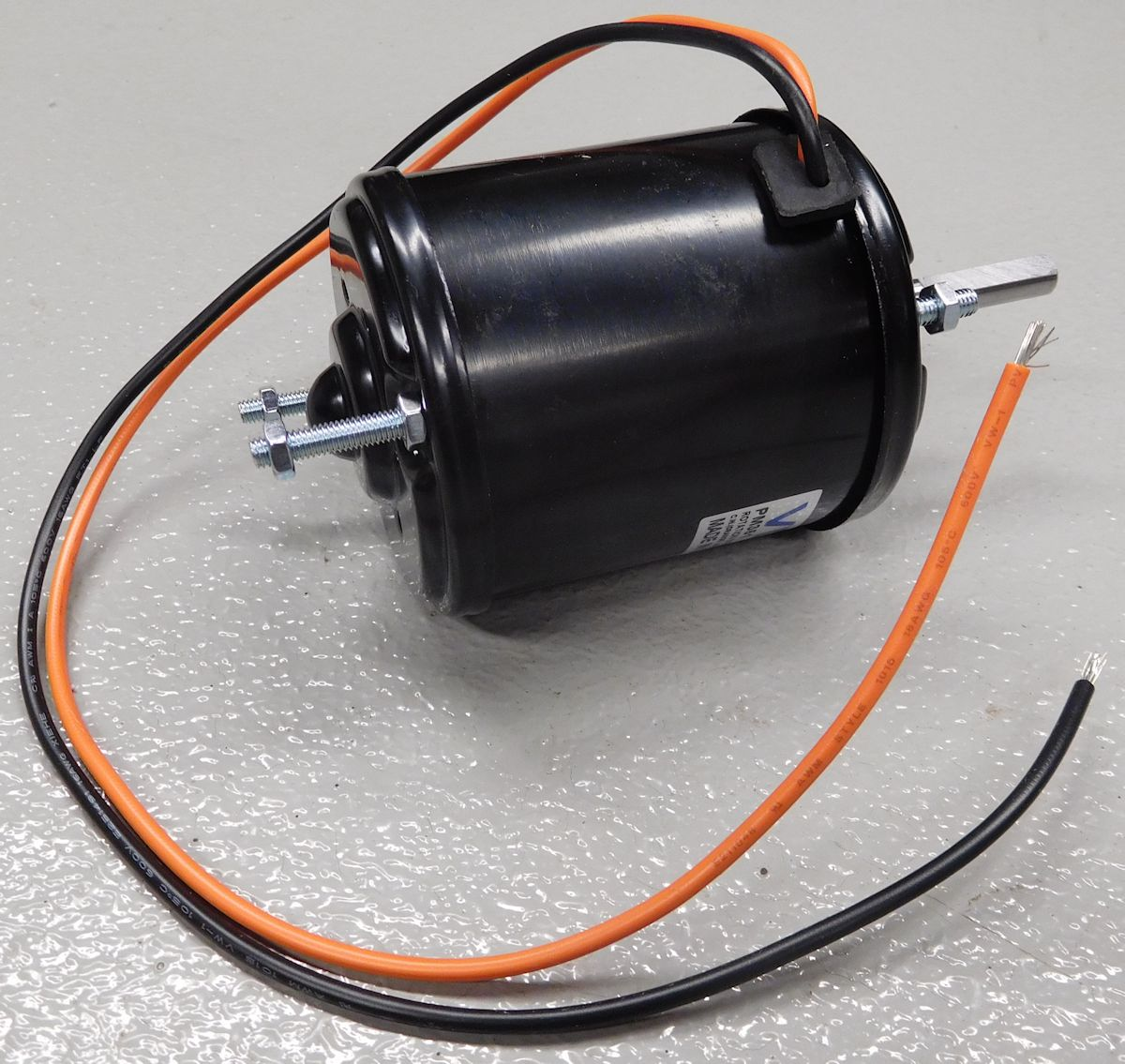 hight resolution of 1973 1979 ford bronco f series truck heater motor no air