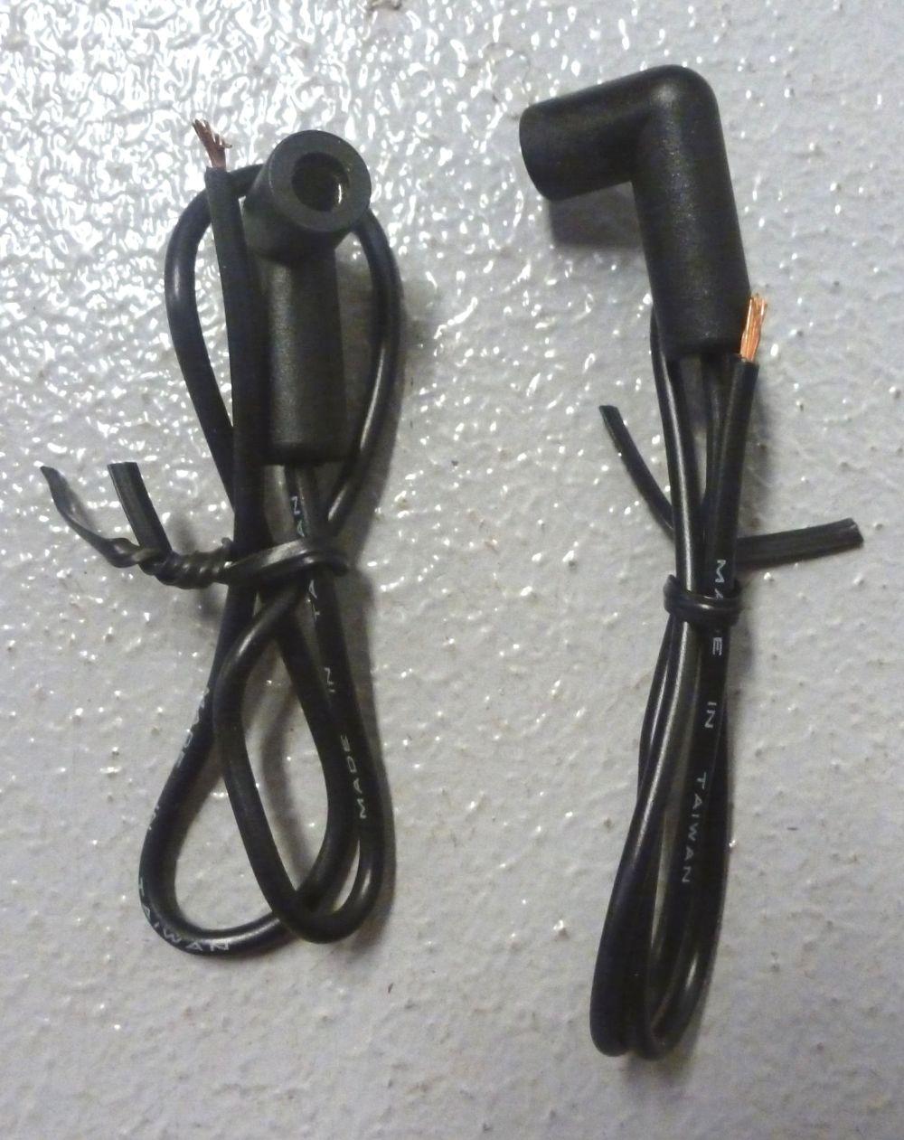 medium resolution of ingition coil female plug repair ends pair
