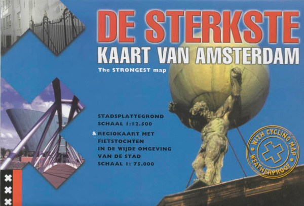 De sterkste kaart van Amsterdam