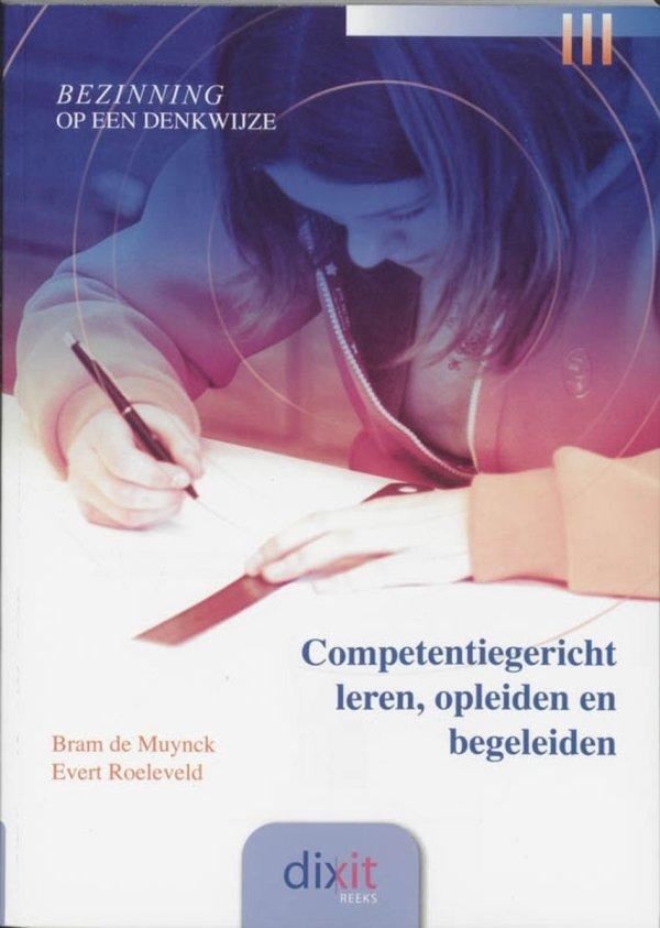 Competentiegericht leren, opleiden en begeleiden