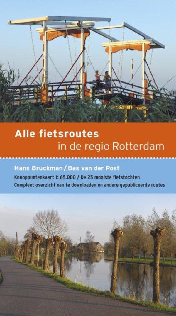 Alle fietsroutes in de regio Rotterdam