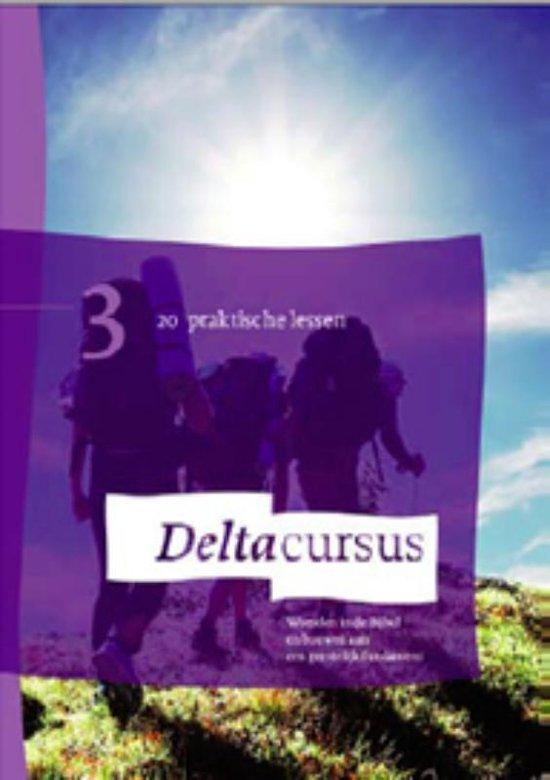 Deltacursus deel 3 Praktische lessen