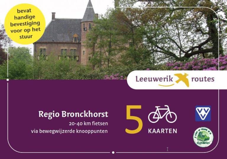 Leeuwerikroutes in de regio Bronckhorst