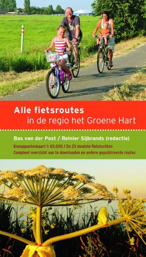 Alle fietsroutes in de regio Groene Hart