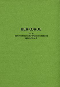 Kerkorde CGK editie 2010