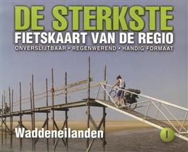 De sterkste fietskaart van de Waddeneilanden