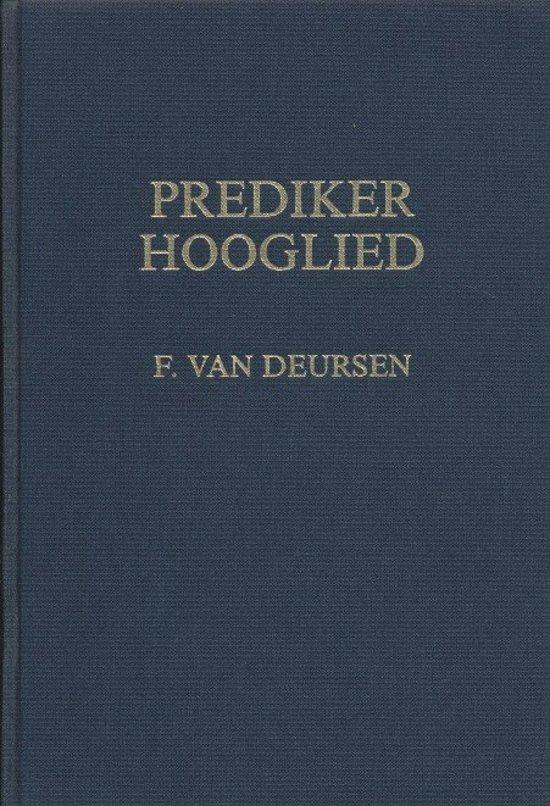 Prediker-Hooglied DVL