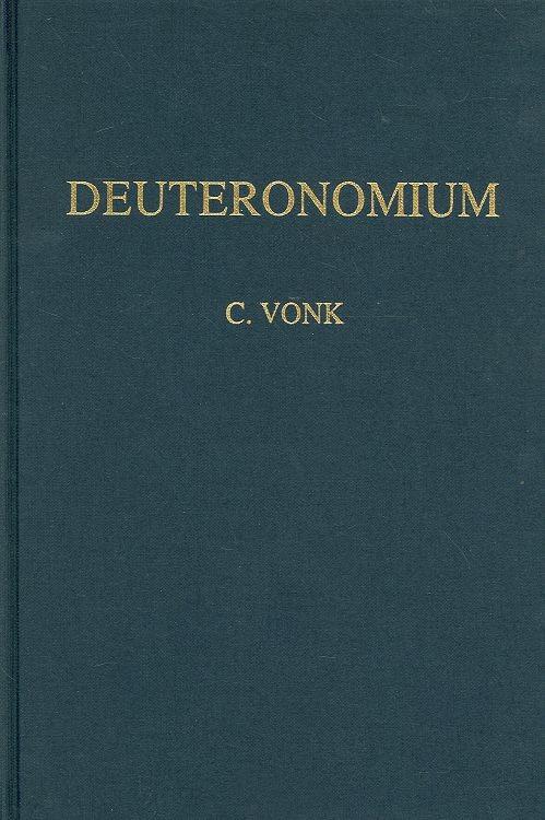 Deuteronomium DVL