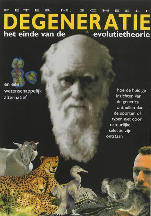 Degeneratie- het einde van de evolutietheorie